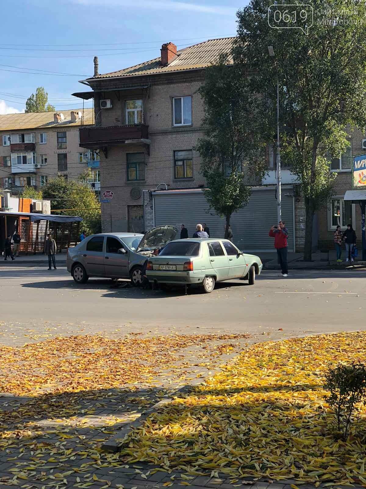 На центральном проспекте Мелитополя произошло ДТП, - ФОТО, фото-3
