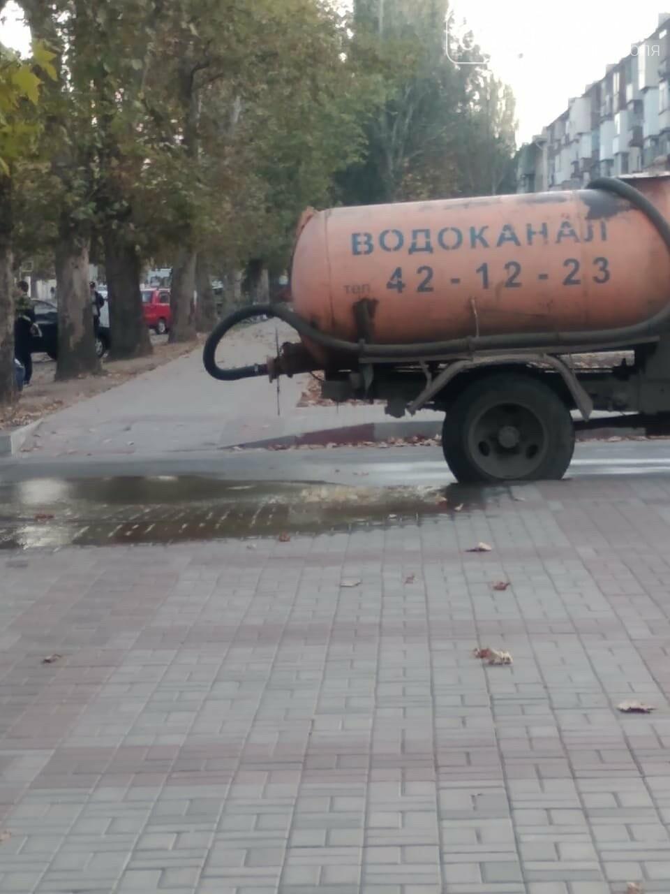 В Мелитополе устранили порыв в водопроводном колодце, фото-4