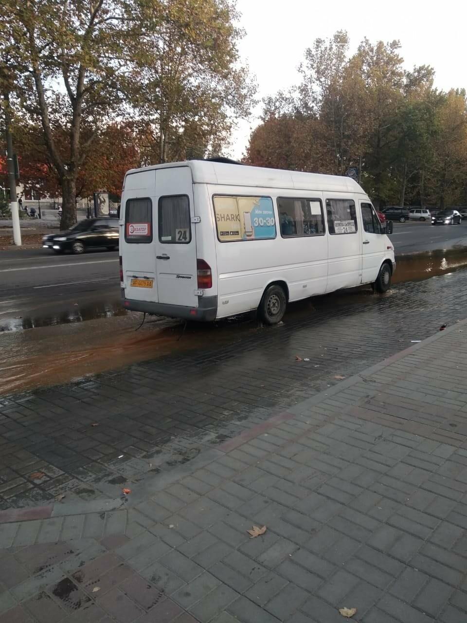 В Мелитополе устранили порыв в водопроводном колодце, фото-3