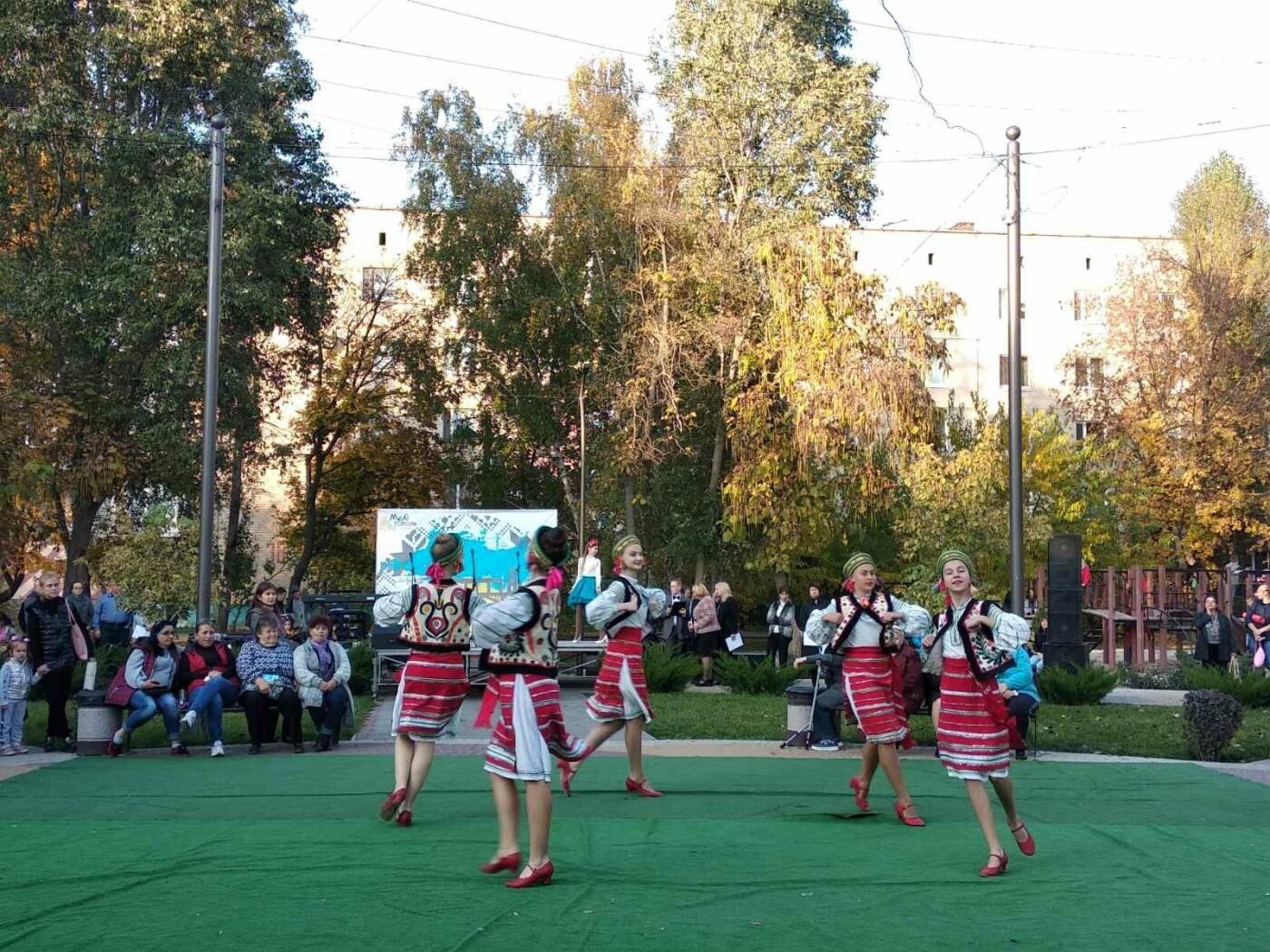 Жители микрорайона отметили День освобождения Мелитополя, - ФОТО , фото-5