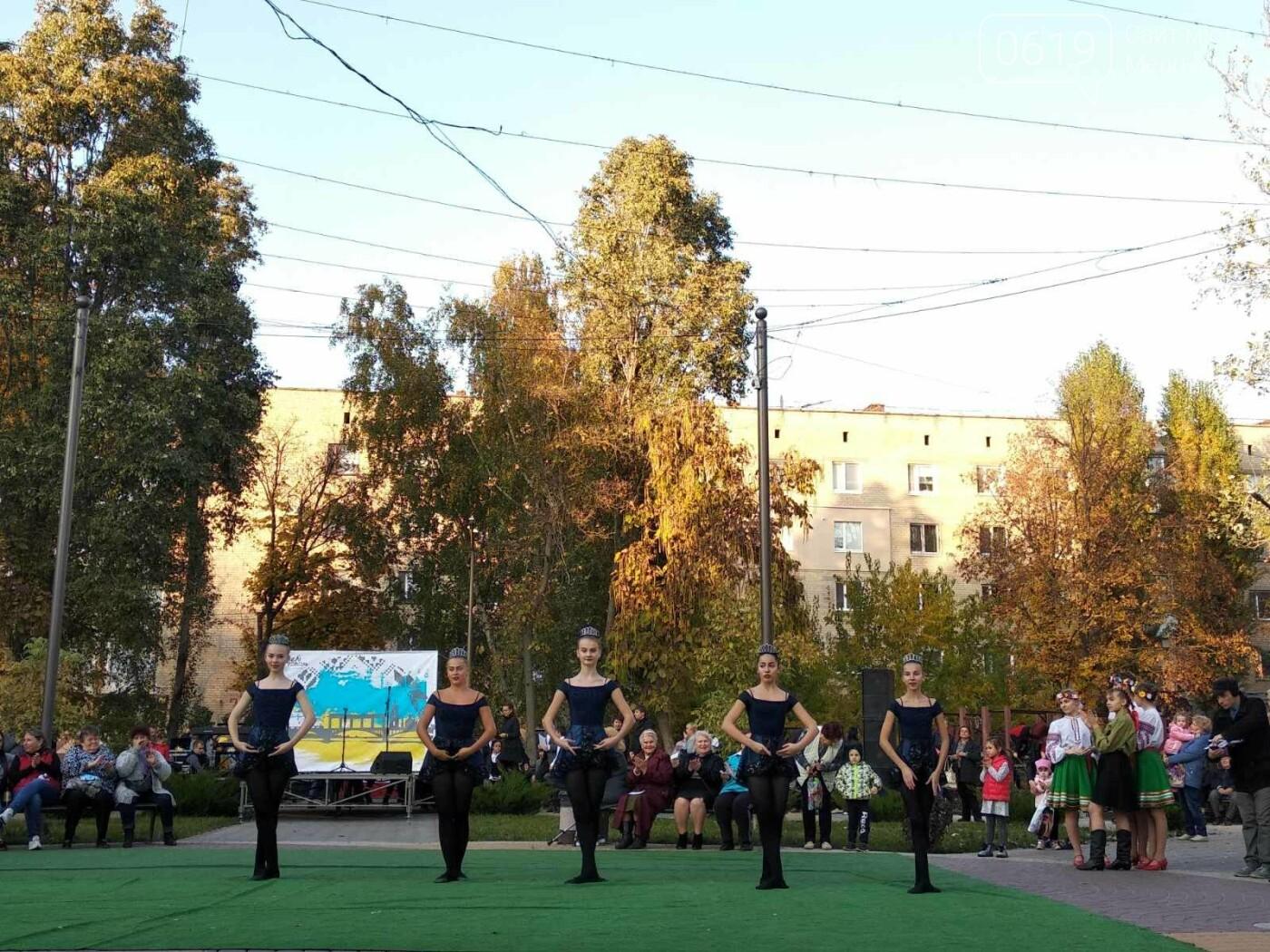 Жители микрорайона отметили День освобождения Мелитополя, - ФОТО , фото-6