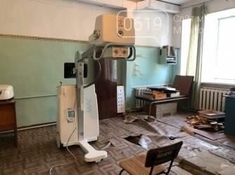 Пересувний рентген-апарат надійшов до інфекційного відділення Мелітопольської лікарні, фото-1