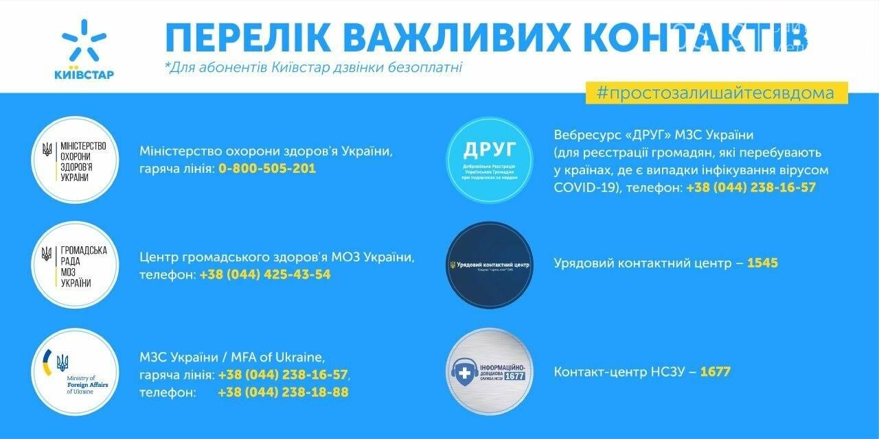 Киевстар инвестирует 60 миллионов гривен на борьбу с коронавирусом, фото-2