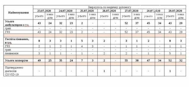 В Мелитополе в разгар лета каждый день регистрируют пневмонии, фото-1