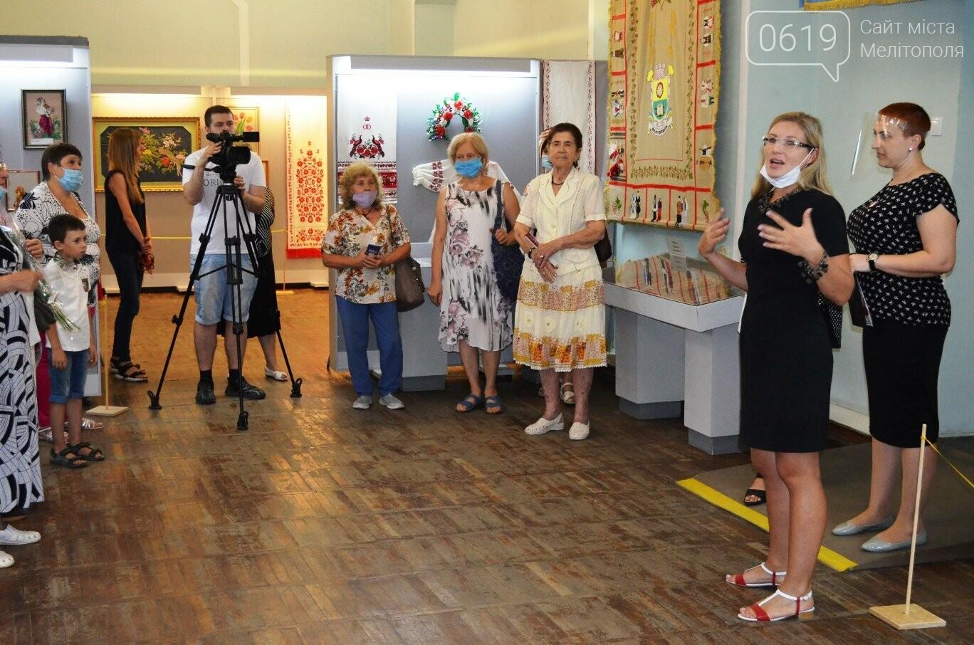 В Мелитопольском краеведческом музее проходит захватывающая выставка, фото-3