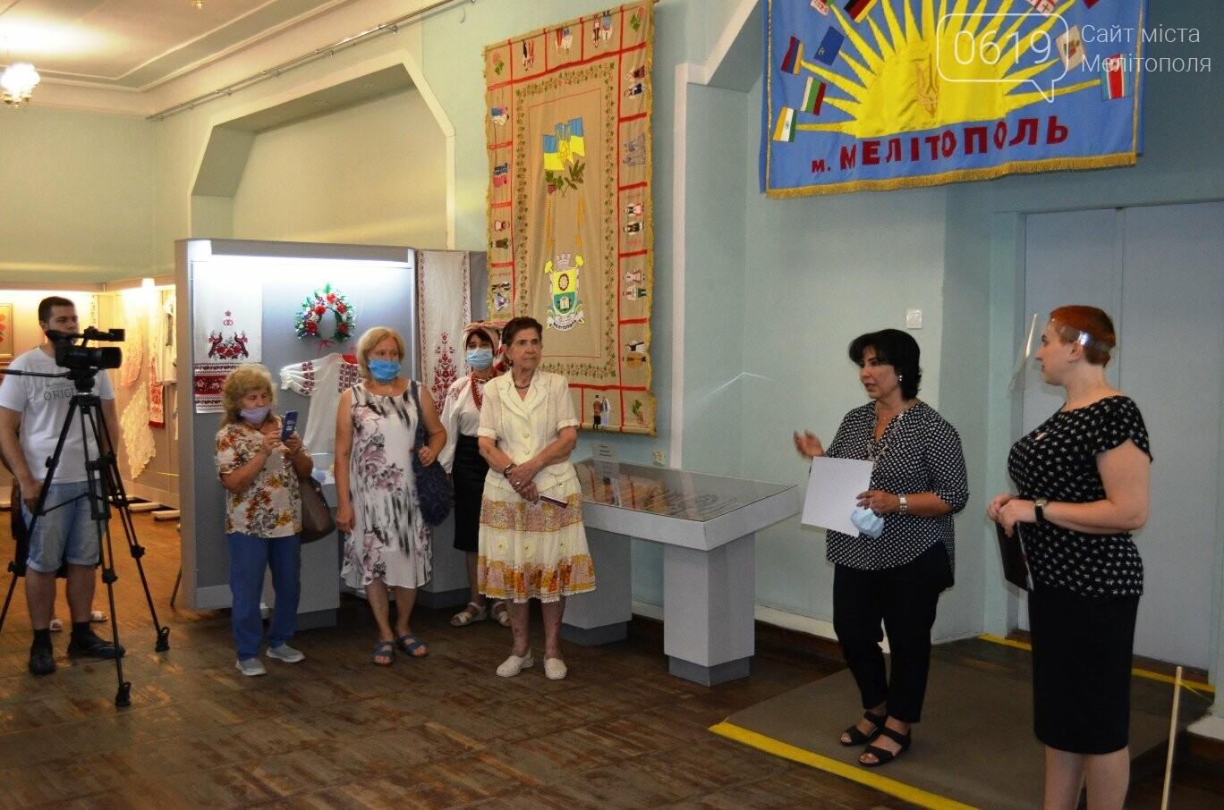 В Мелитопольском краеведческом музее проходит захватывающая выставка, фото-4