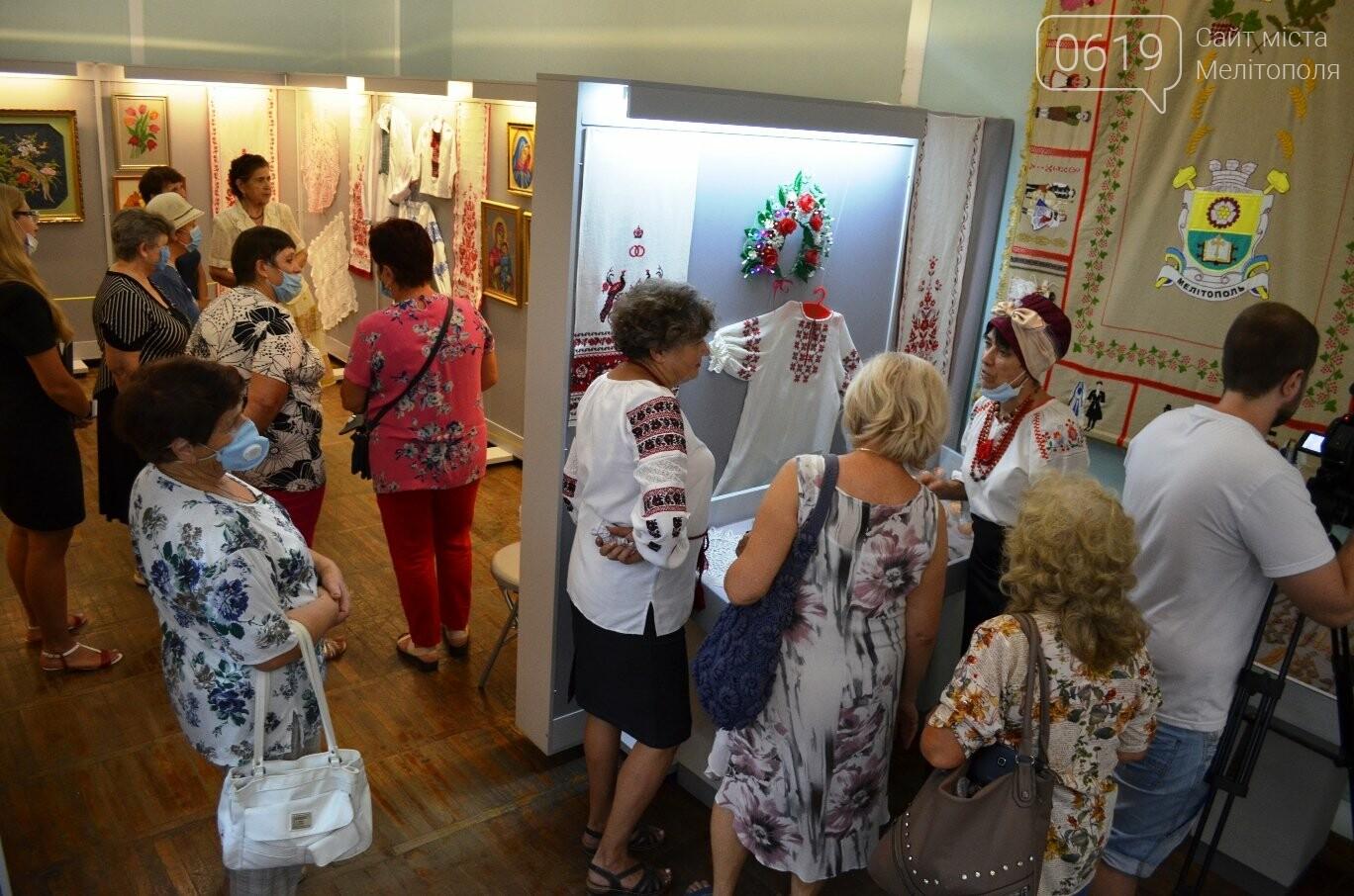 В Мелитопольском краеведческом музее проходит захватывающая выставка, фото-7