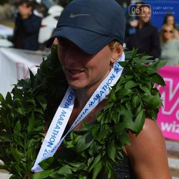Бегунья из Мелитополя выиграла марафонский забег в Болгарии, фото-1
