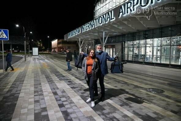 Новый терминал Запорожского Международного аэропорта отправил первый рейс, фото-5