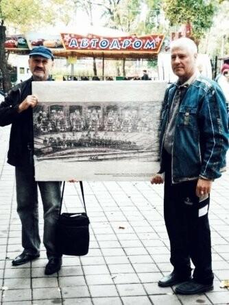 На завтра жителей Мелитополя пригласили  на необычную фотовыставку, фото-1