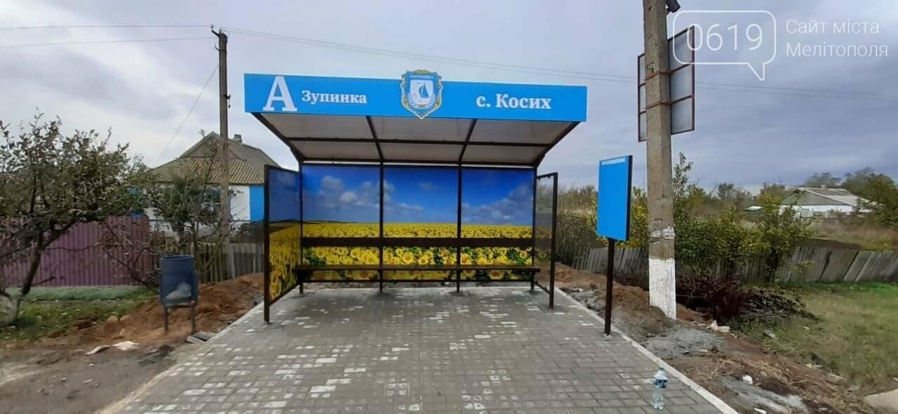 Благоустройство громад в действии: современная остановка в национальном стиле (с. Косых), фото-5