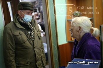 Мелітопольська влада привітала строжилів з днем народження, фото-1