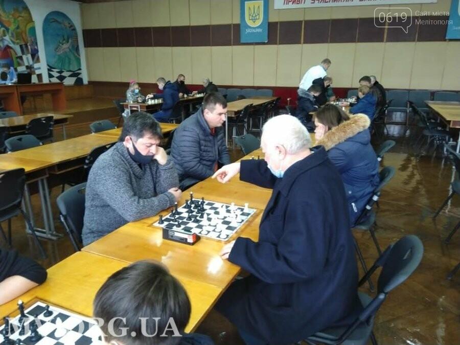 Династии мелитопольских шахматистов боролись за право называться лучшей   , фото-1