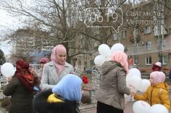 Сегодня в  Мелитополе отмечали день хиджаба, фото-1