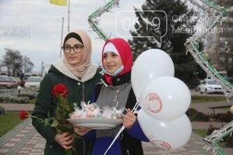 Сегодня в  Мелитополе отмечали день хиджаба, фото-3