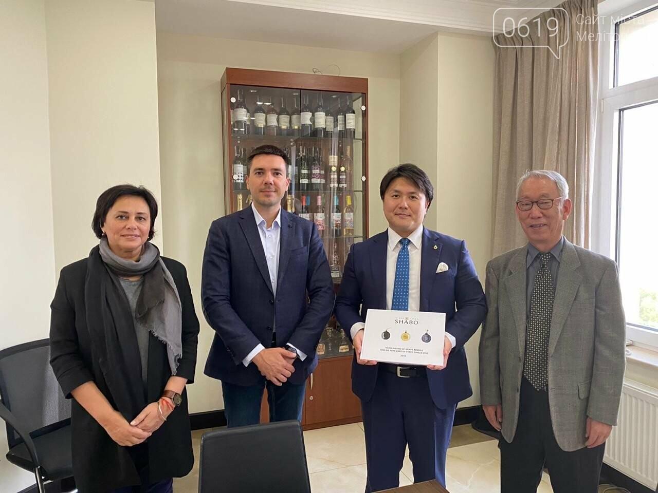 Украинские вина SHABO вышли на рынок Японии, фото-2