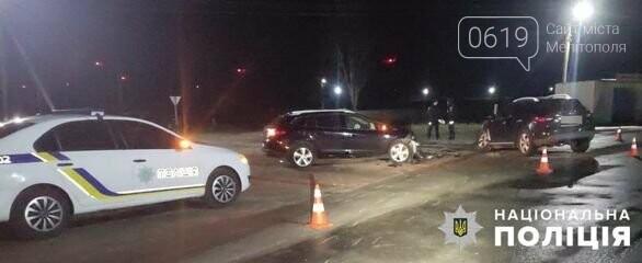В Мелитополе столкнулись два автомобиля, фото-3