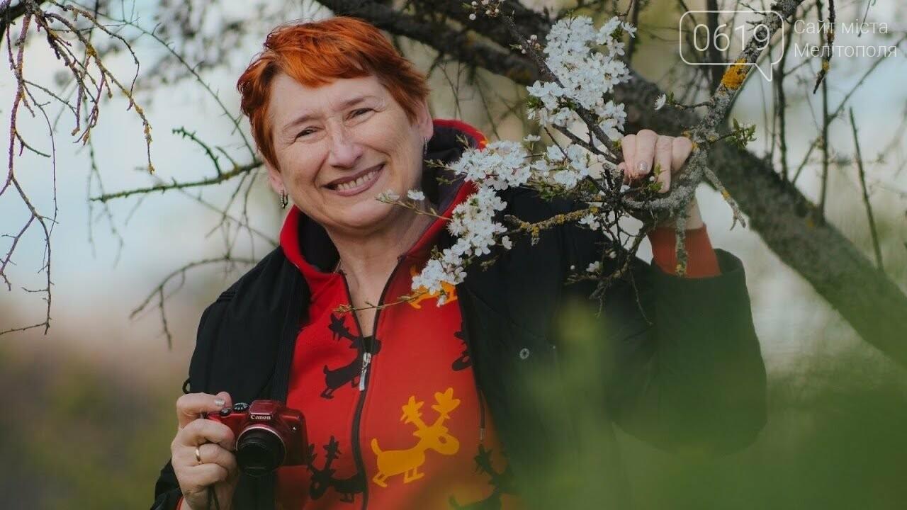 Журналиста Ирину Левченко весенние цветущие сады заряжают позитивом!