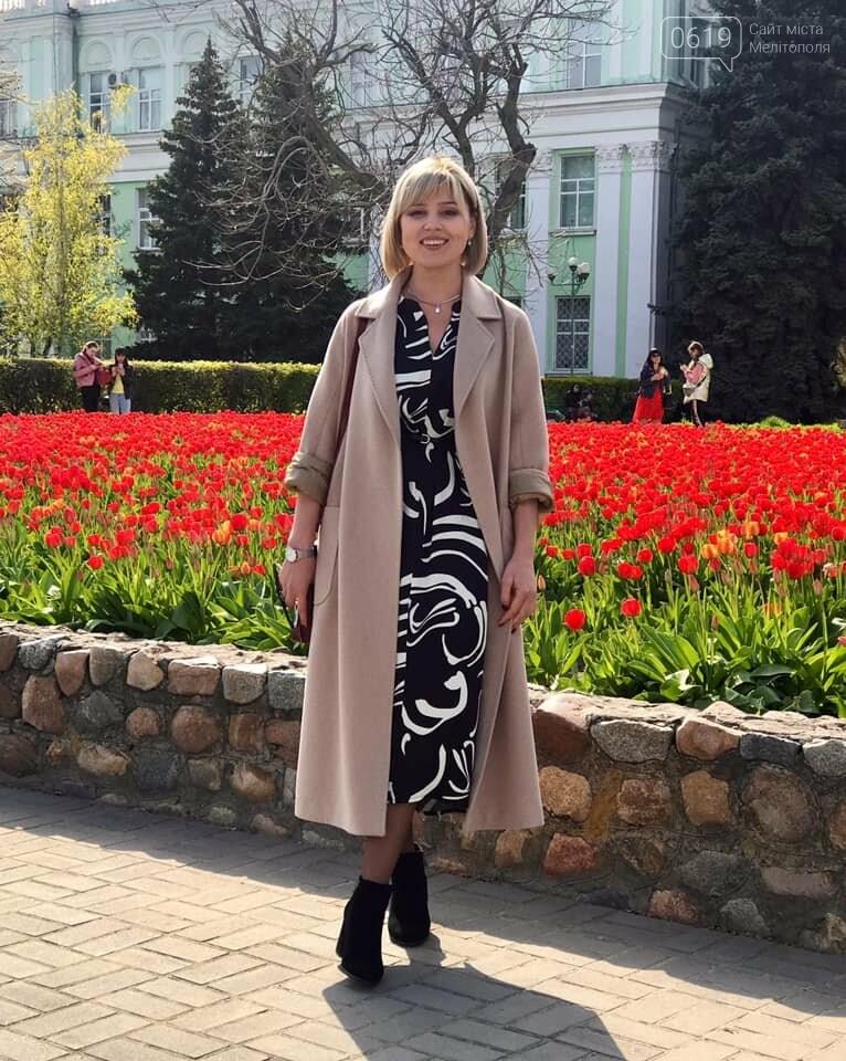 Телеведущая Елена Зоря любит весну за яркие краски и великолепные ароматы цветов!