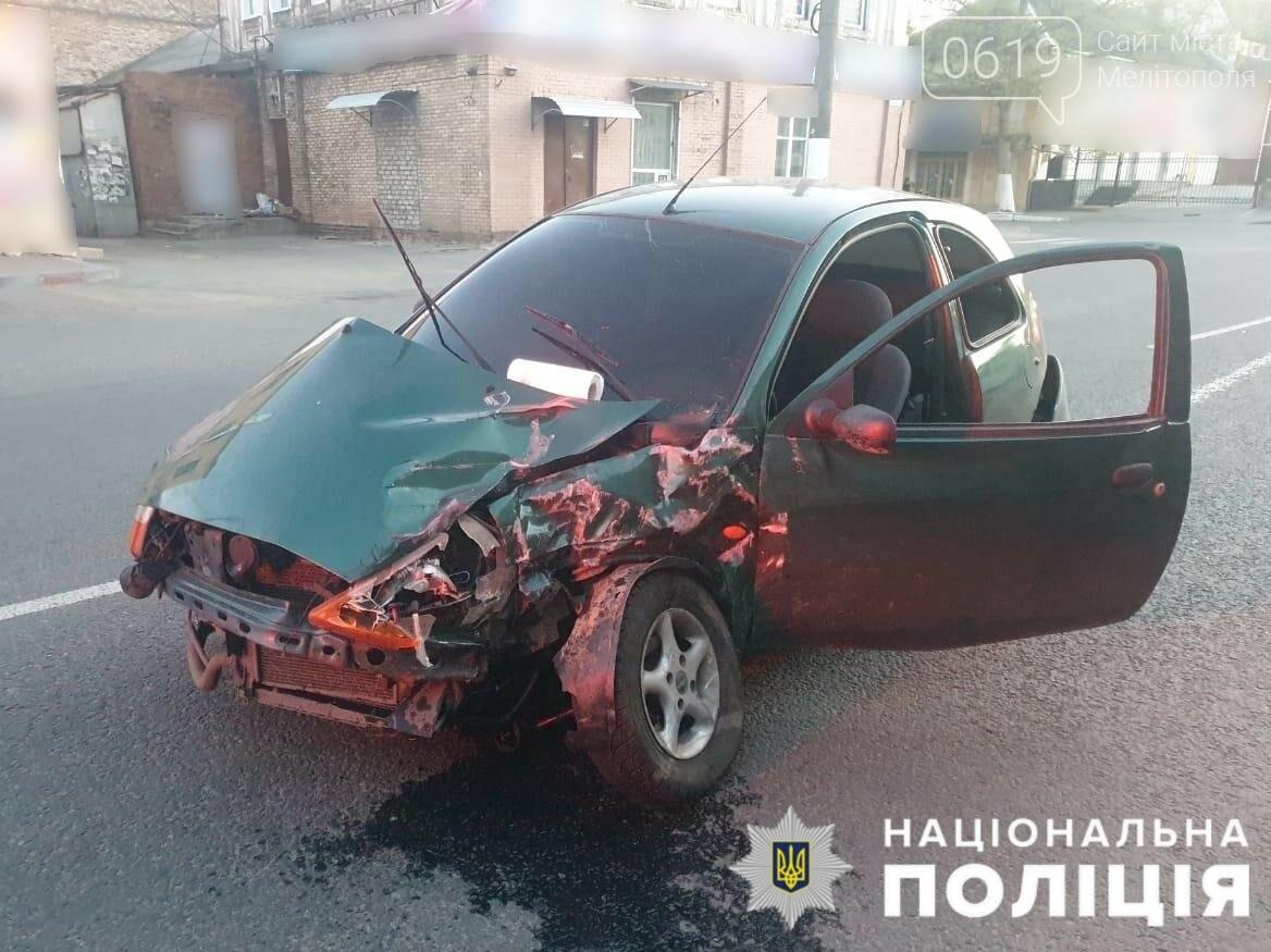 В День Победы в Мелитополе произошло два ДТП с пострадавшими: полиция ищет очевидцев, фото-3