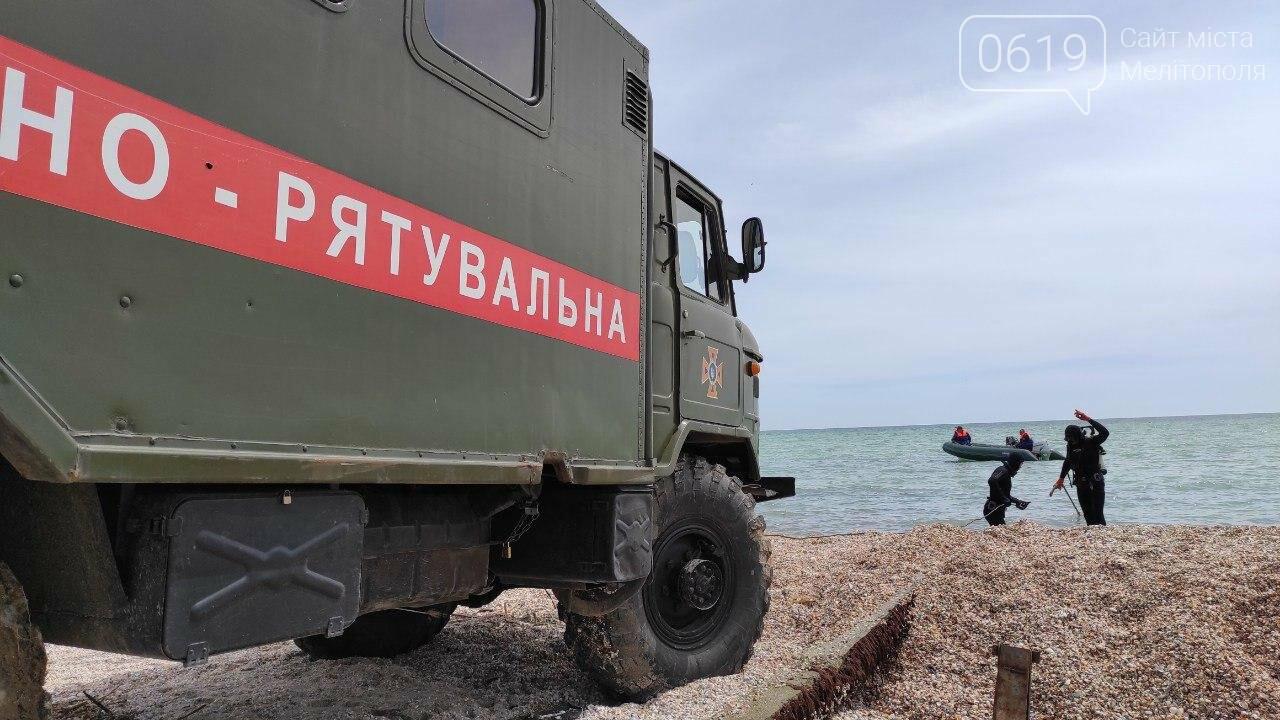 Акваторию дна Азовского моря накануне лета спасатели чистят и обследуют , фото-6