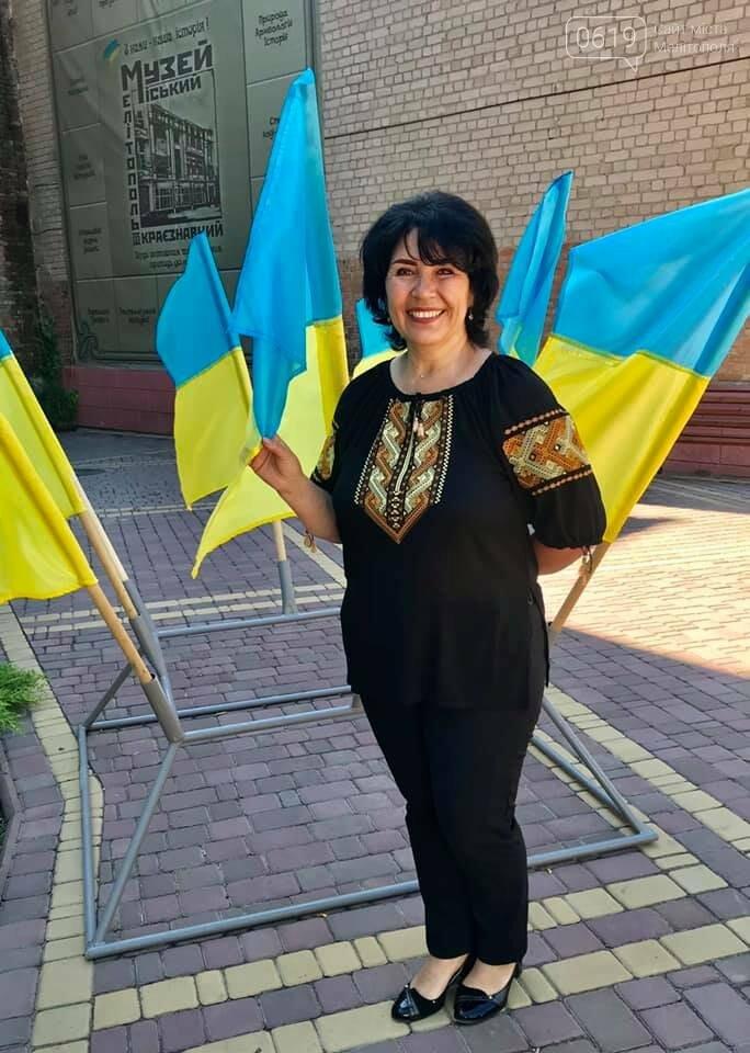 """Лейла Ибрагимова: """"Вышиванка - это код народа"""""""