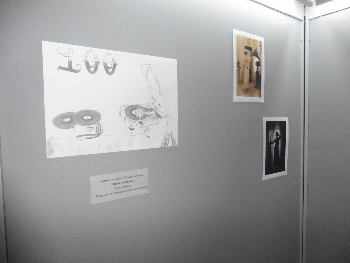 """""""Мой музей - в моем сердце!"""": в Мелитополе открылась выставка творческих работ к 100-летию краеведческого музея, фото-2"""