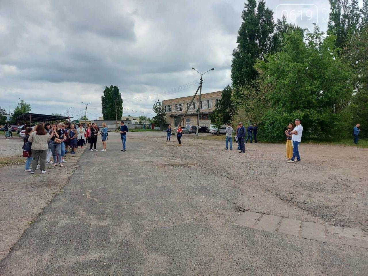 Сотрудники ГСЧС приняли участие в учениях «Мелитопольгаза», фото-2