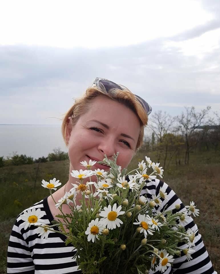 Алена Танчук желает всем мелитопольским филологам стальных нервов и вдохновения!