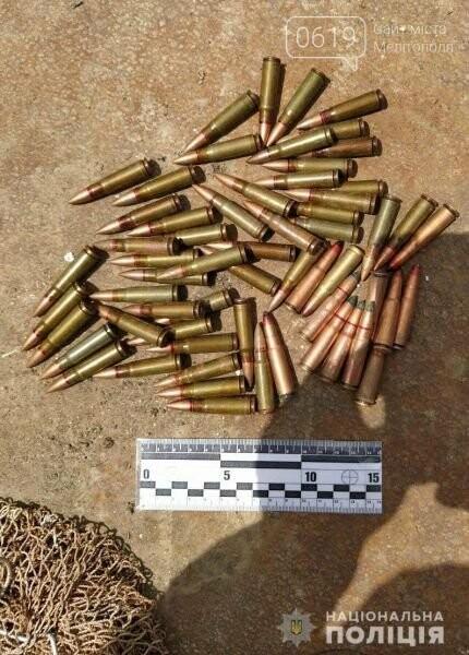 Жители Запорожской области хранили дома гранатомет, пистолеты, гранаты, взрывчатку, фото-3