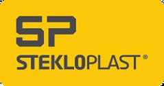 Логотип - Стеклопласт, Stekloplast, Окна и двери от завода Стеклопласт в Мелитополе, балконы, роллеты, жалюзи