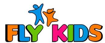 Логотип - Детский развлекательный центр Fly Kids, Флай Кидс Мелитополь