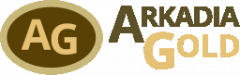 Логотип - База отдыха Arkadia Gold (Аркадия Голд) в Приморске