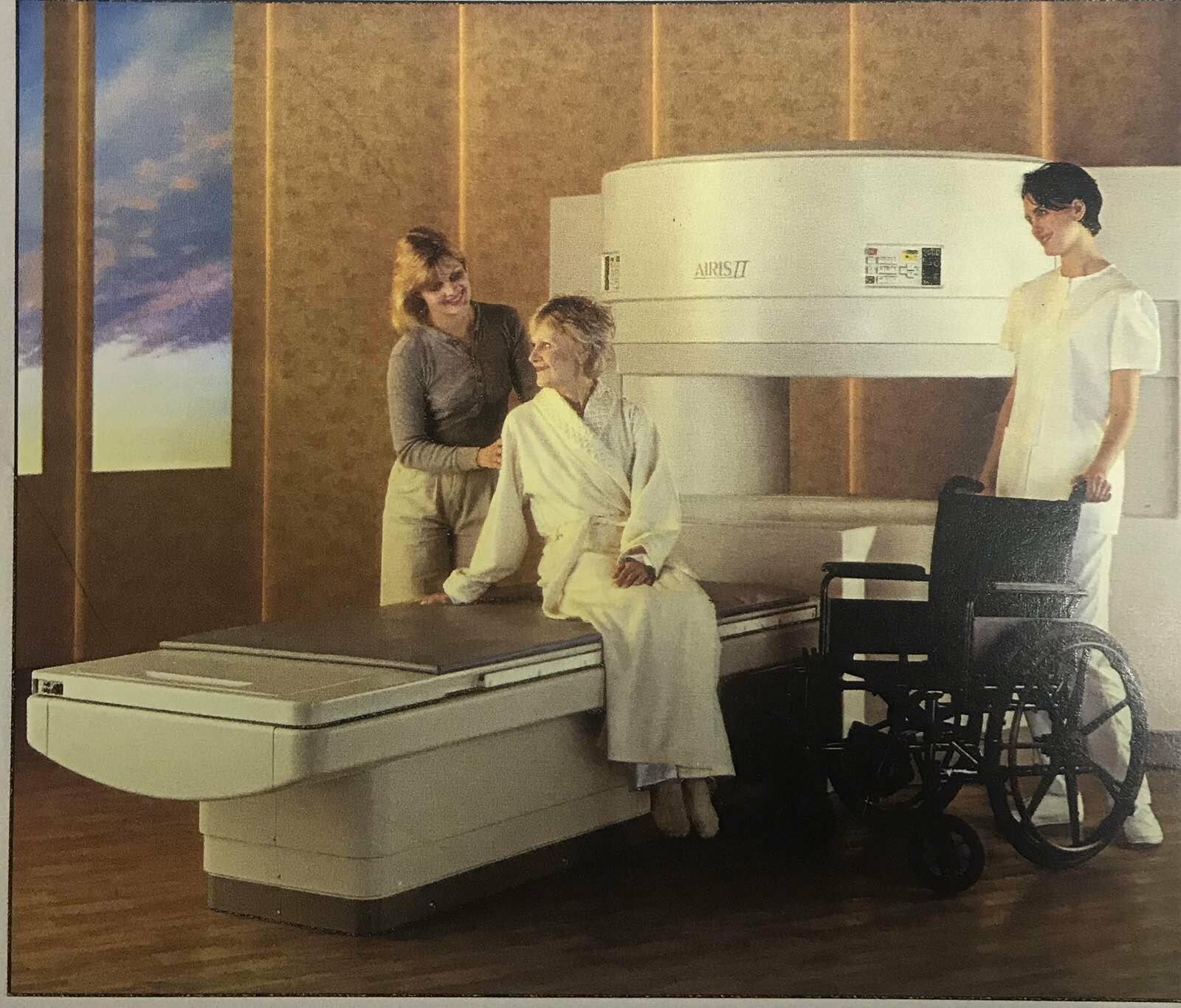 Магнитно-резонансная томография, Медицинский центр №1, фото-1