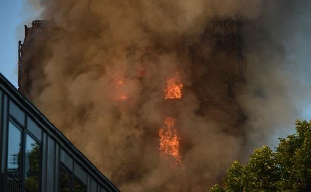 Пожар в Лондоне: пострадали 30 человек , фото-4, Фото Корреспондент.net