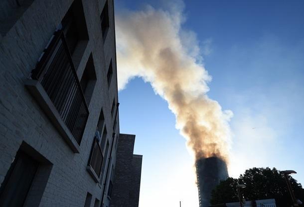 Пожар в Лондоне: пострадали 30 человек , фото-7, Фото Корреспондент.net