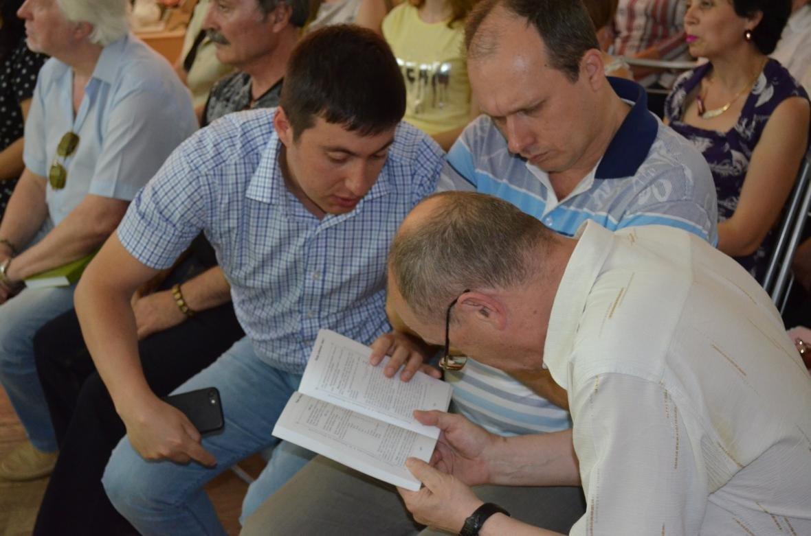 Горожанам презентовали книгу о выдающемся мелитопольце, фото-7