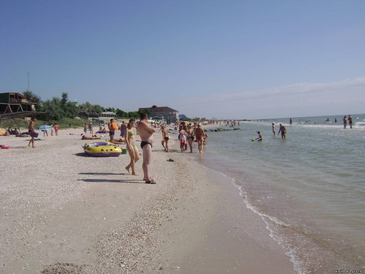 Лучшие курорты Азовского моря: Кирилловка, фото-6