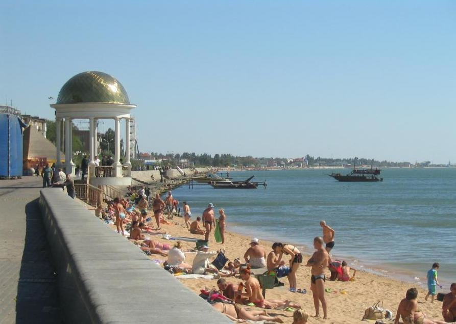 Лучшие курорты Азовского моря: Бердянск, фото-5