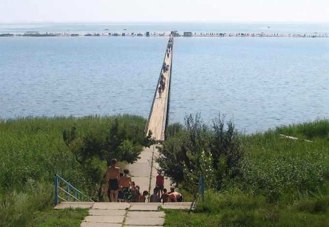 Лучшие курорты Азовского моря: Приморск, фото-5