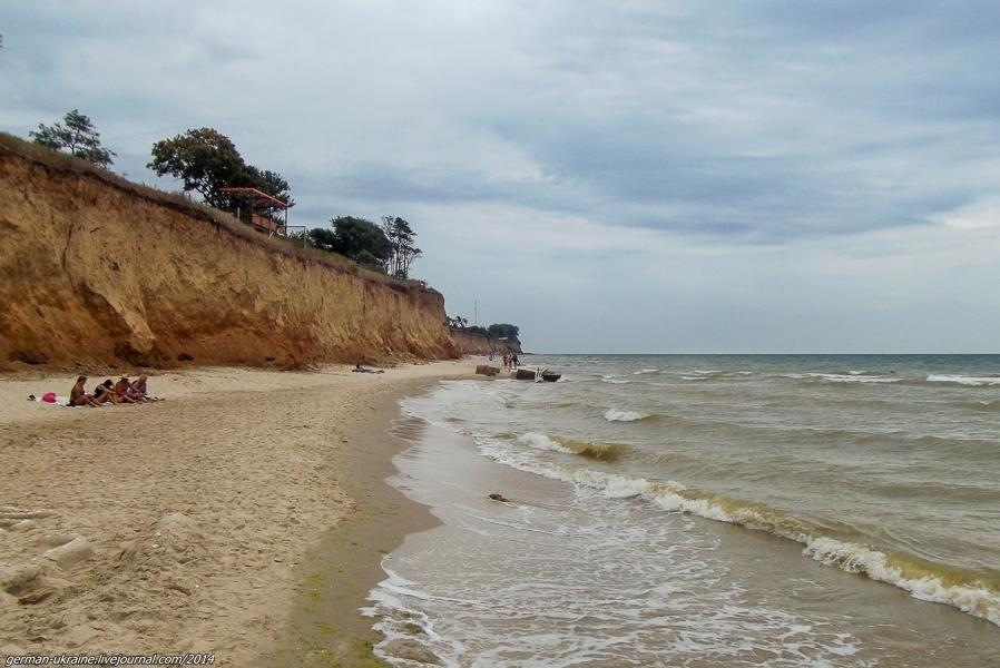 Лучшие курорты Азовского моря: Тубал, Примпосад, Степановка, фото-7