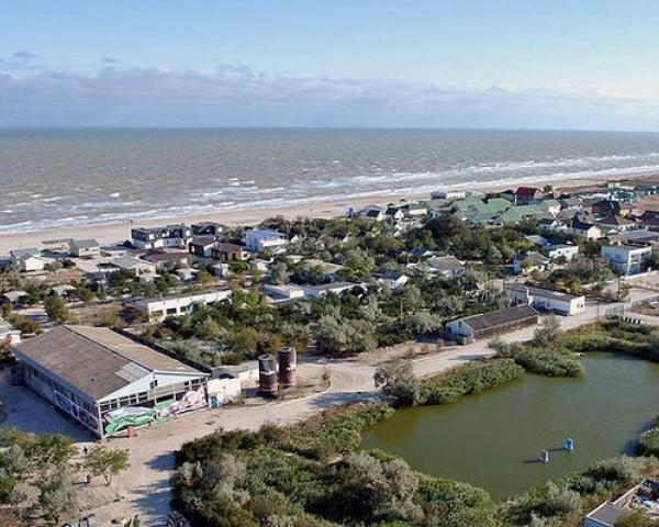 Лучшие курорты Азовского моря: остров Бирючий, фото-11