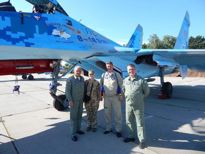 Украинские военные пилоты победили на престижном авиаконкурсе НАТО, фото-5, Фото UBR