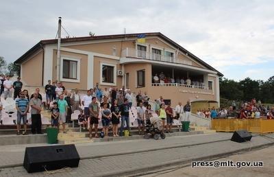 В Мелитополе почтили память Олега Олексенко , фото-3