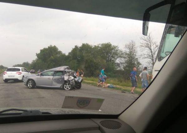 В ДТП на трассе пострадали люди, фото-2