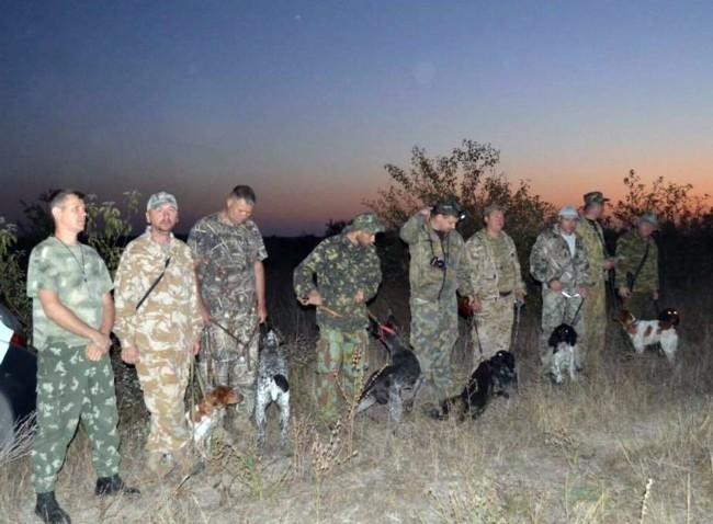 В Кирилловке состоялись соревнования по правильной охоте , фото-2