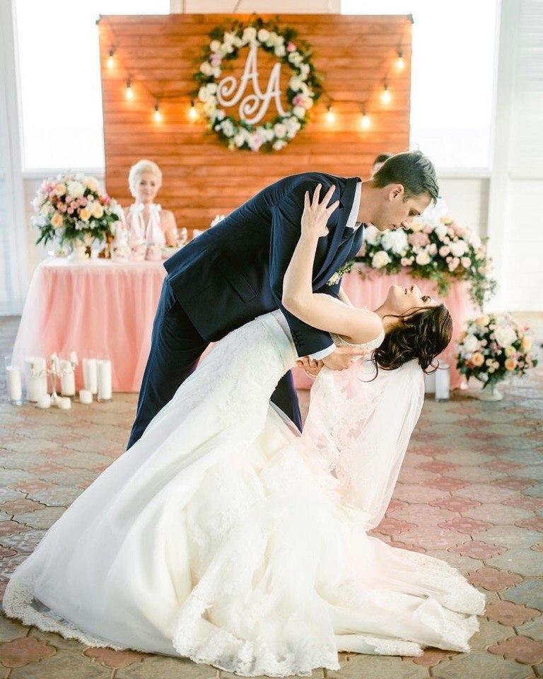 Александра Галко: Если отдаваться полностью своему делу, то плохого результата быть не может!, фото-4, Свадьба Александра и Анны