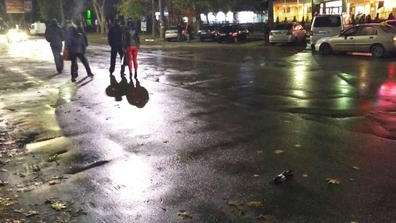 На пешеходном переходе автомобиль сбил ребенка и скрылся с места ДТП, фото-4, Фото сайта 0619