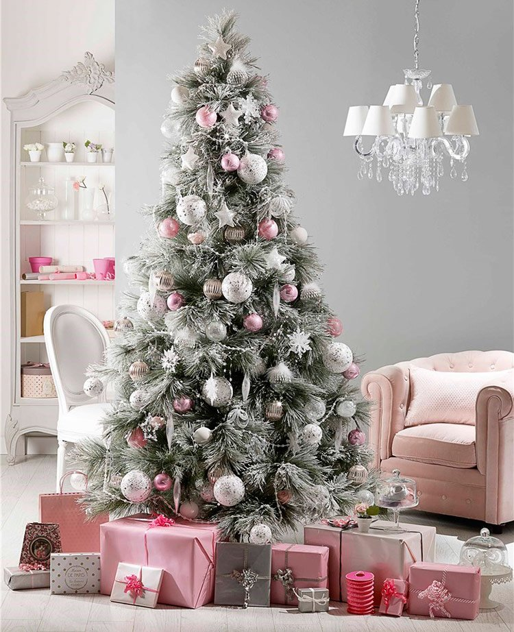 Украшаем новогоднюю елку в год Желтой Земляной Свиньи, фото-2