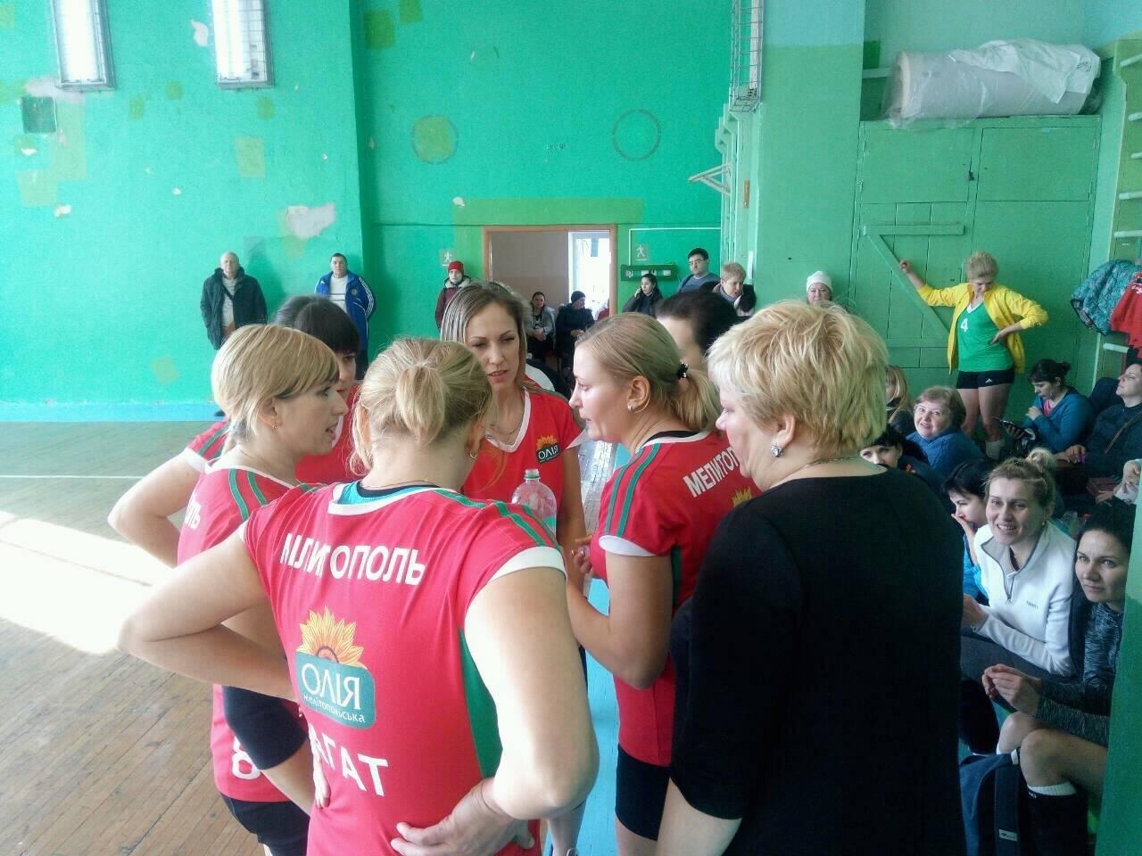 Мелитопольские волейболисты почтили память своих коллег, фото-2